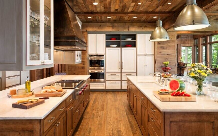 24 Incredible Custom Kitchen Designs Pictures By Top
