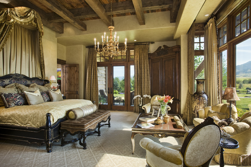 33 incredible master bedroom designs from top designers worldwide Traditional rustic master bedroom