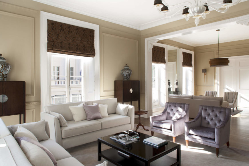 Bespoke Eaton Square Interior By Roselind Wilson Design