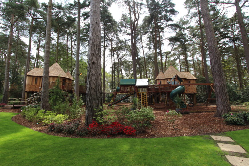 enchanted hideouts treehouse designedblueforest