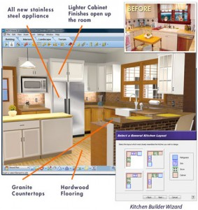 Http Www Homestratosphere Com Free Online Kitchen Design Software