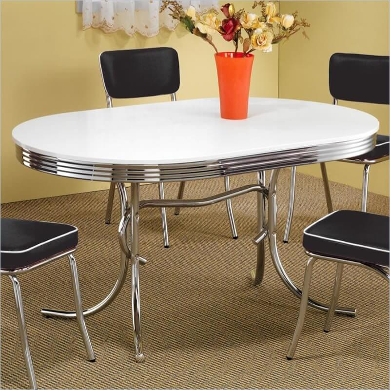 22 Types Of Dining Room Tables Extensive Buying Guide : ovaltable from www.homestratosphere.com size 800 x 800 jpeg 102kB