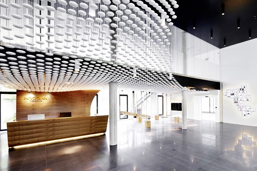 corporate office interior. innocean headquarters europe office interior by ippolito fleitz group corporate d