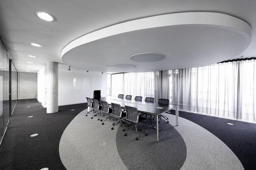Remarkable Modern Corporate Office Interior Design