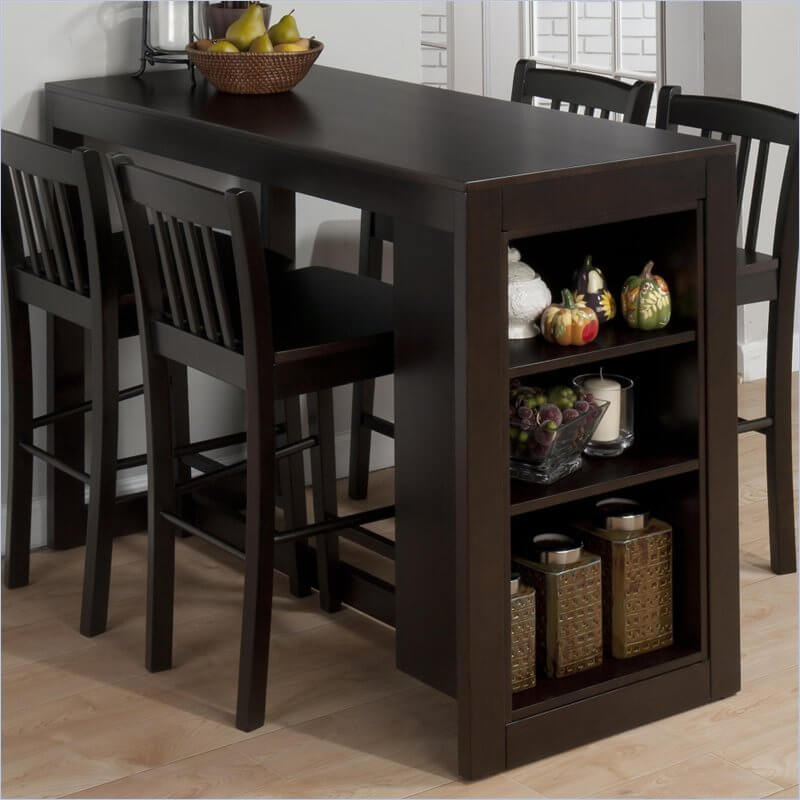 Dining Room Shelving And Storage: 22 Types Of Dining Room Tables (Extensive Buying Guide
