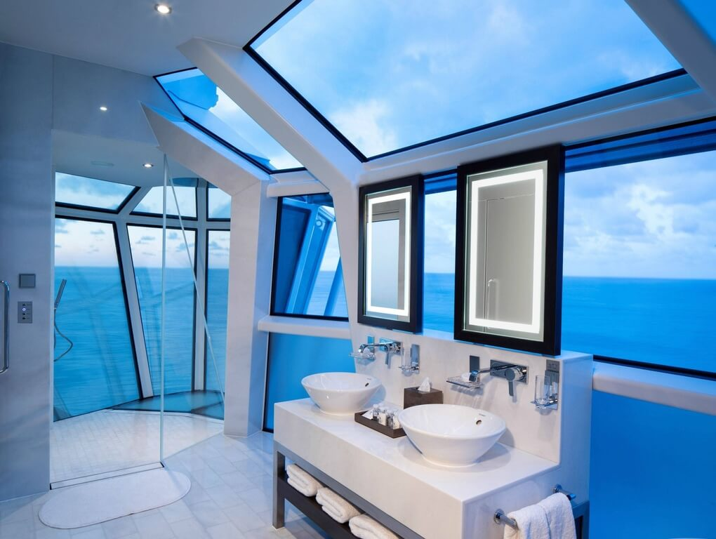 Blue Bathroom 27 cool blue master bathroom designs and ideas (pictures)