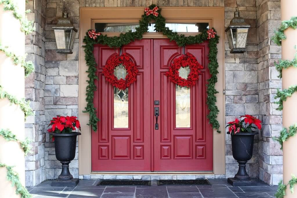 35 Different Red Front Doors Many Designs Pictures