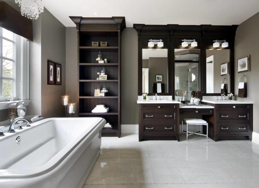 Jane Lockhart Interior Design Creates Elegant Interior For