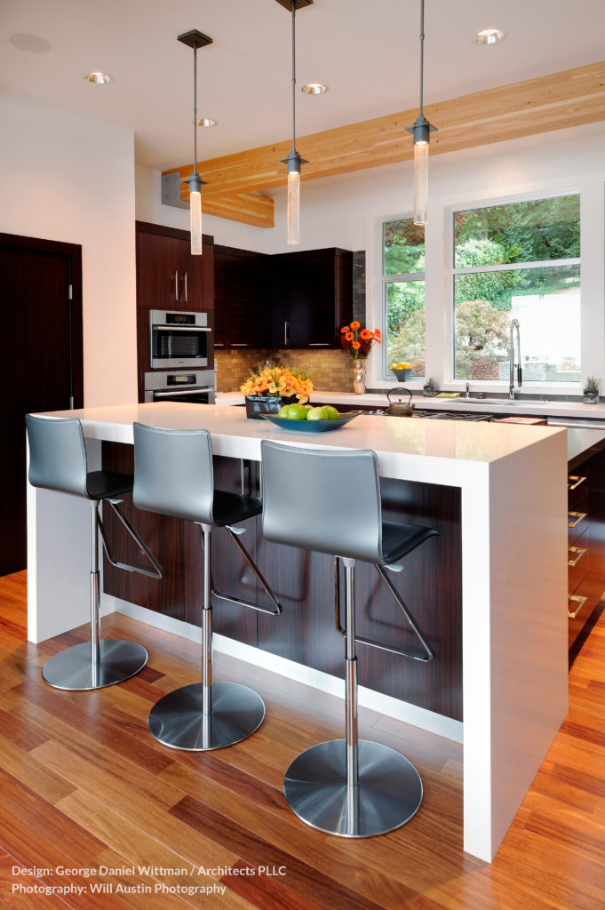 Best Free 3d Room Design Software: Modern Westcoast Waterfront Home Design (Mercer Island