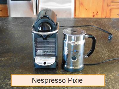 nespresso vs espresso machine