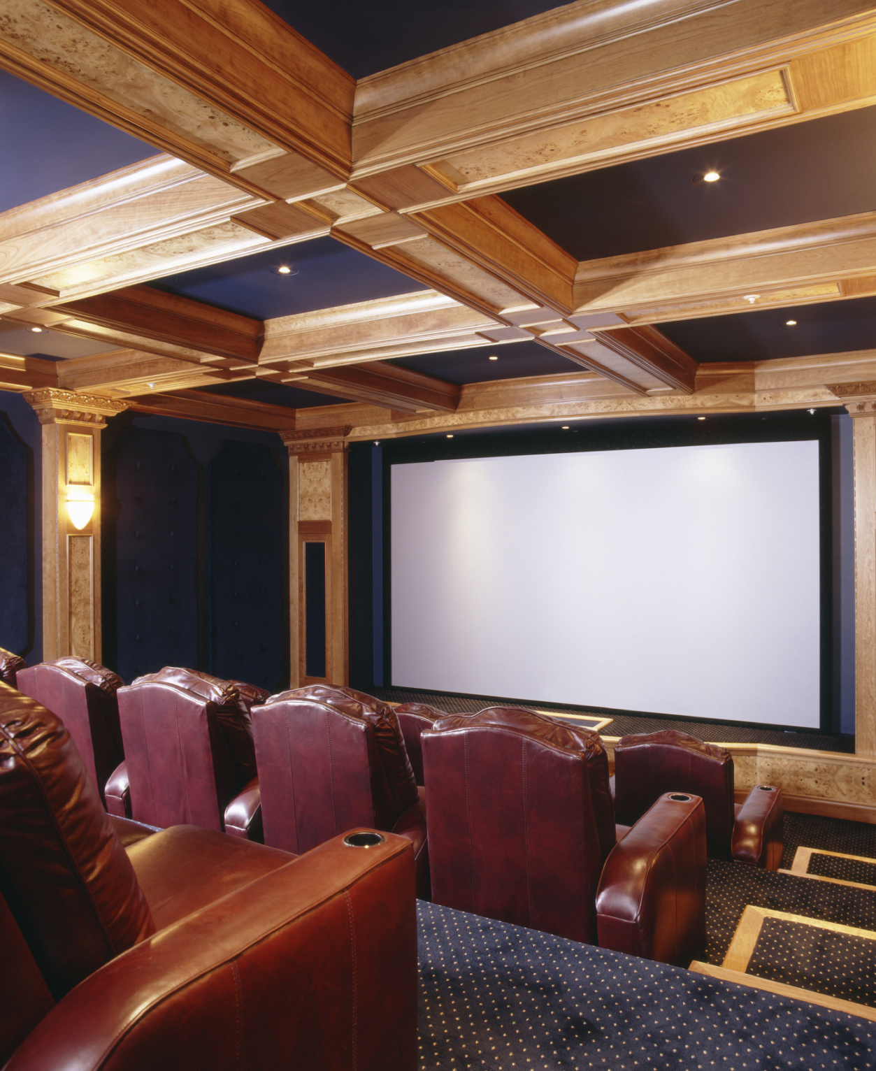 Home Theater Design And Ideas: 32 Luxury Home Media Room Design Ideas (Incredible Pictures