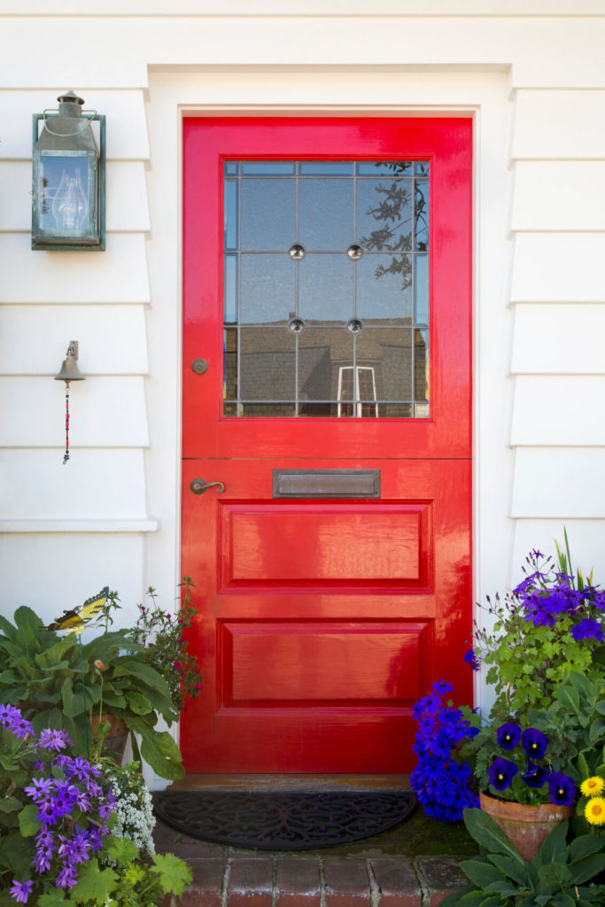 35 Different Red Front Doors Many Designs Amp Pictures