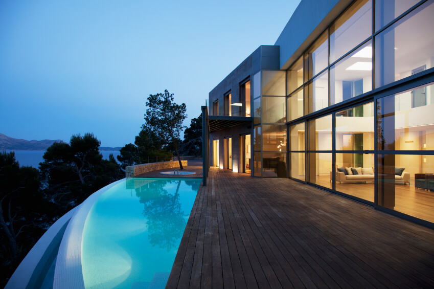 47 Incredible Infinity Pool Designs Stunning Photos
