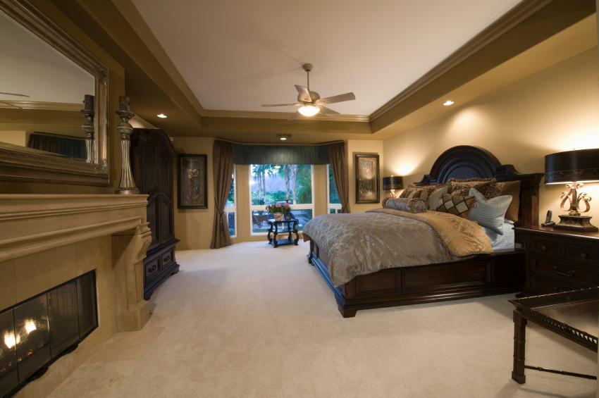 50 impressive master bedrooms with fireplaces photo gallery