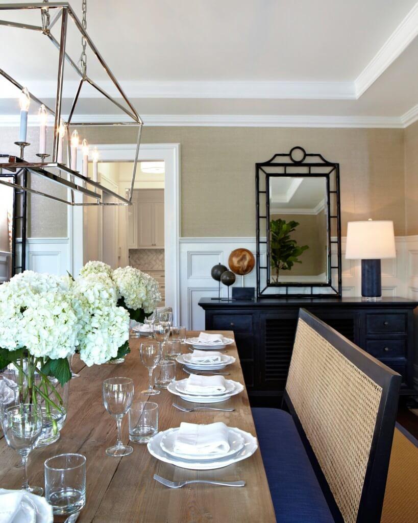 25 Elegant Dining Room Designs By Top Interior Designers