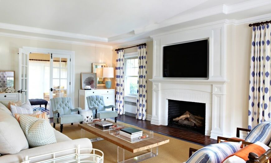 extravagant living rooms by top interior designers, Living room