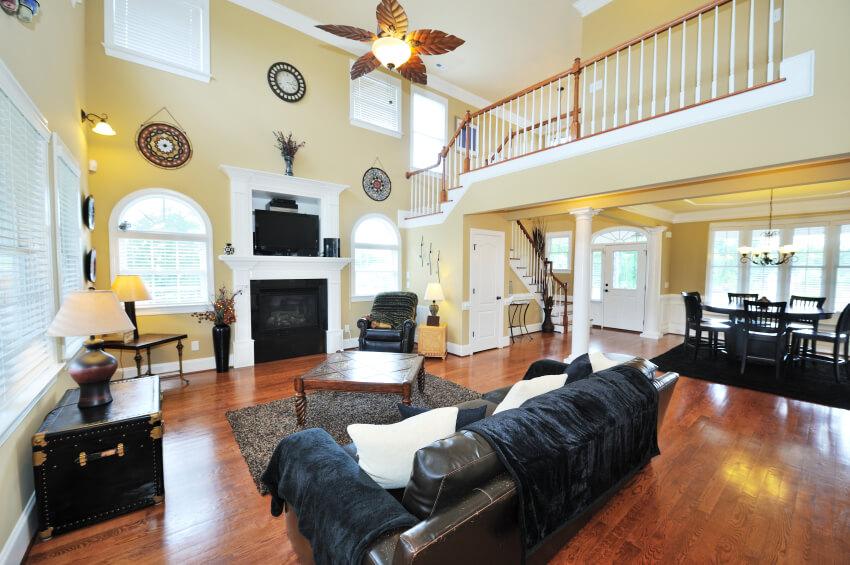 57 Incredible Great Room Designs & Ideas