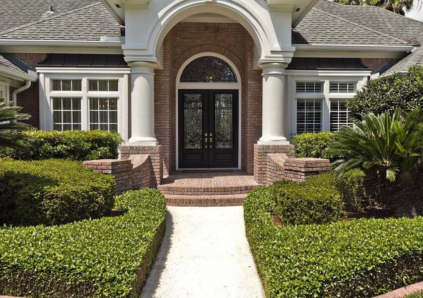 Pictures Of Black Front Doors Front Entry Home Stratosphere