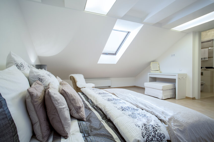 modern attic bedroom ideas - 31 Attic Bedroom Ideas and Designs