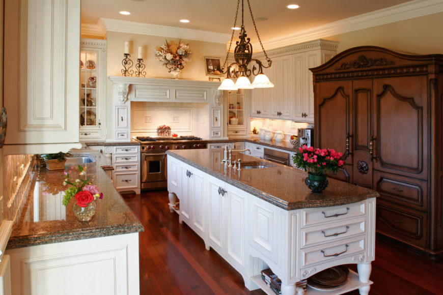 46 Fabulous Country Kitchen Designs Ideas Home Stratosphere