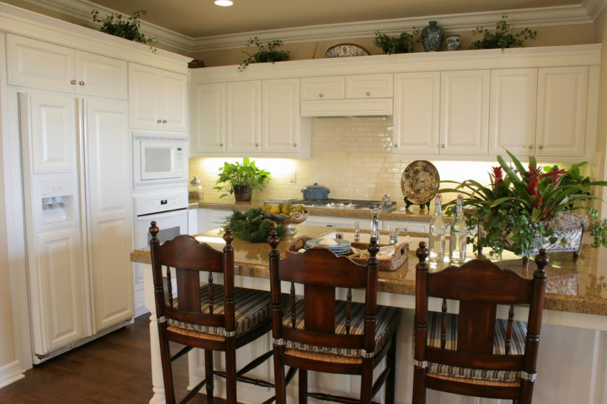 Very Small White Kitchen 45 upscale small kitchen islands in small kitchens