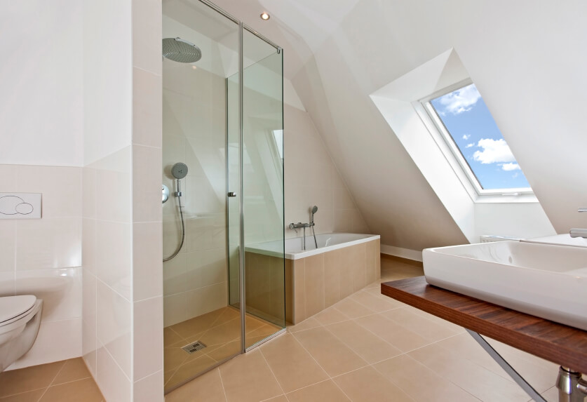 Attic Bathroom Designs Endearing 34 Attic Bathroom Ideas And Designs Inspiration