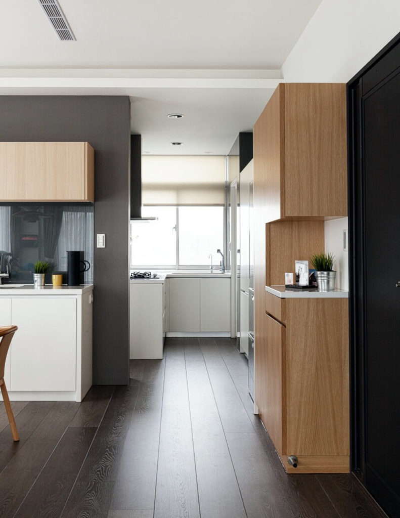 Compact and Cozy Taipei Hpe Huang Home by PartiDesign