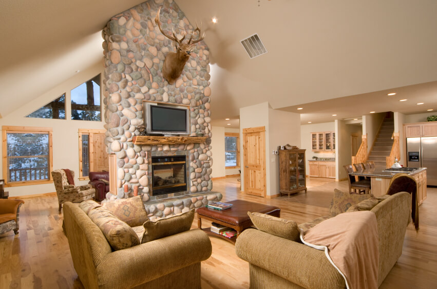Incredible Living Room Colors Brown Furniture