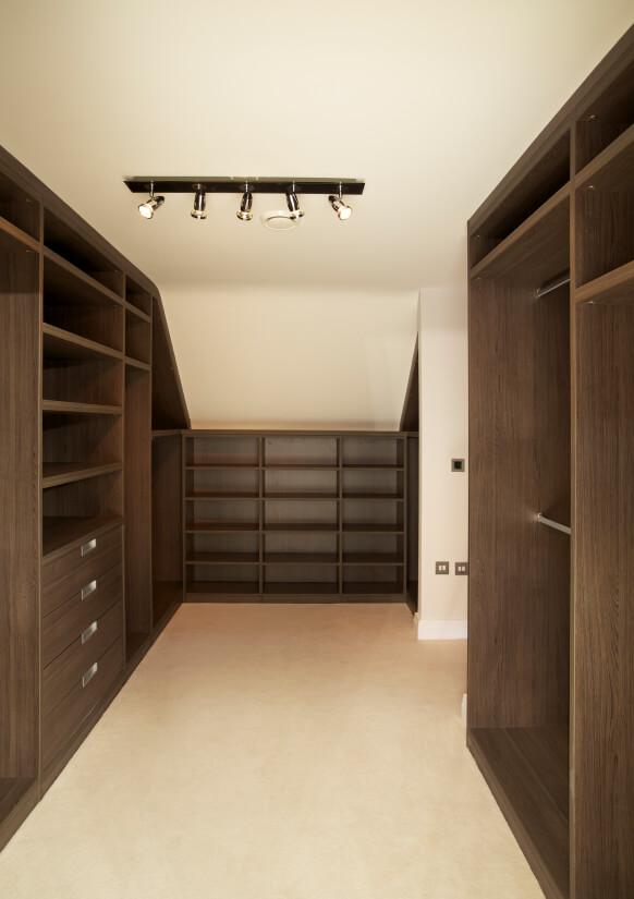attic wardrobe ideas - 18 Attic Rooms Designs and Space Ideas