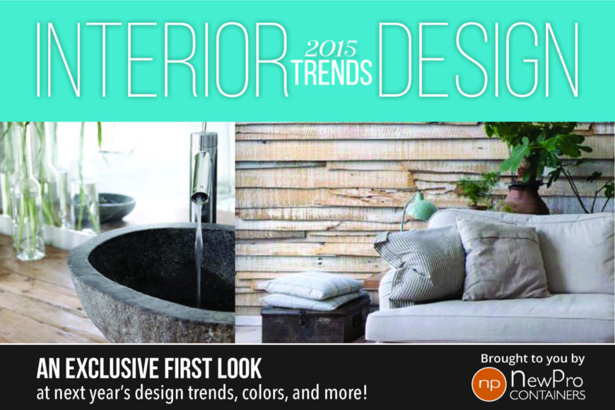 6 awesome interior design ideas trends for 2015