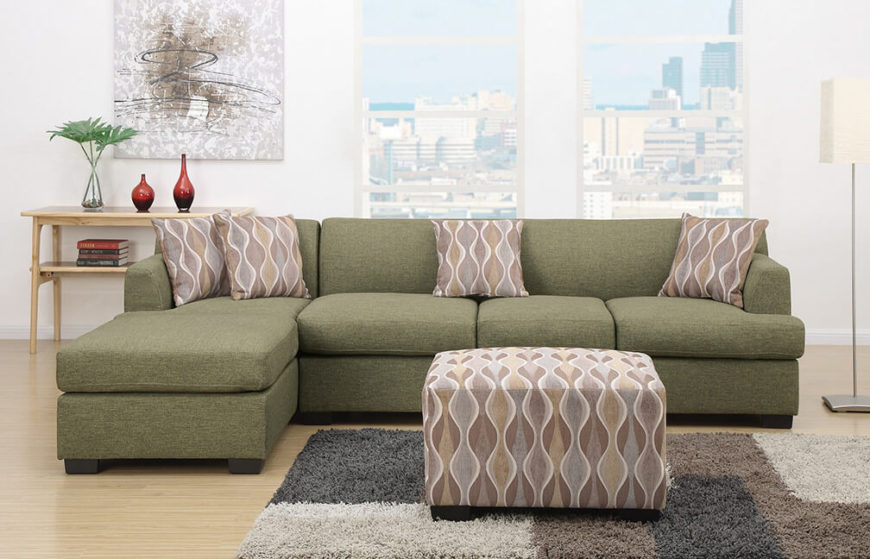 top 20 types of modular sectional sofas. Black Bedroom Furniture Sets. Home Design Ideas