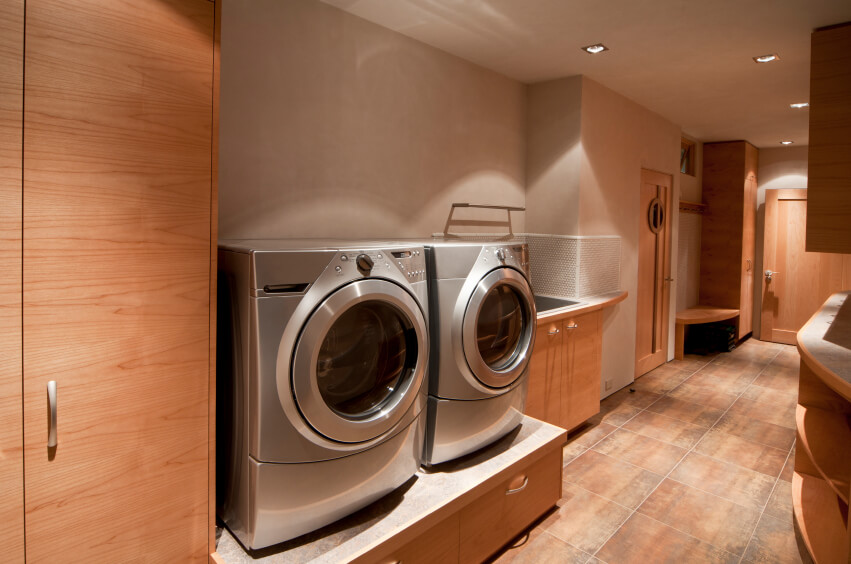 42 big small laundry room ideas designs with storage - Best washer and dryer for small spaces property ...