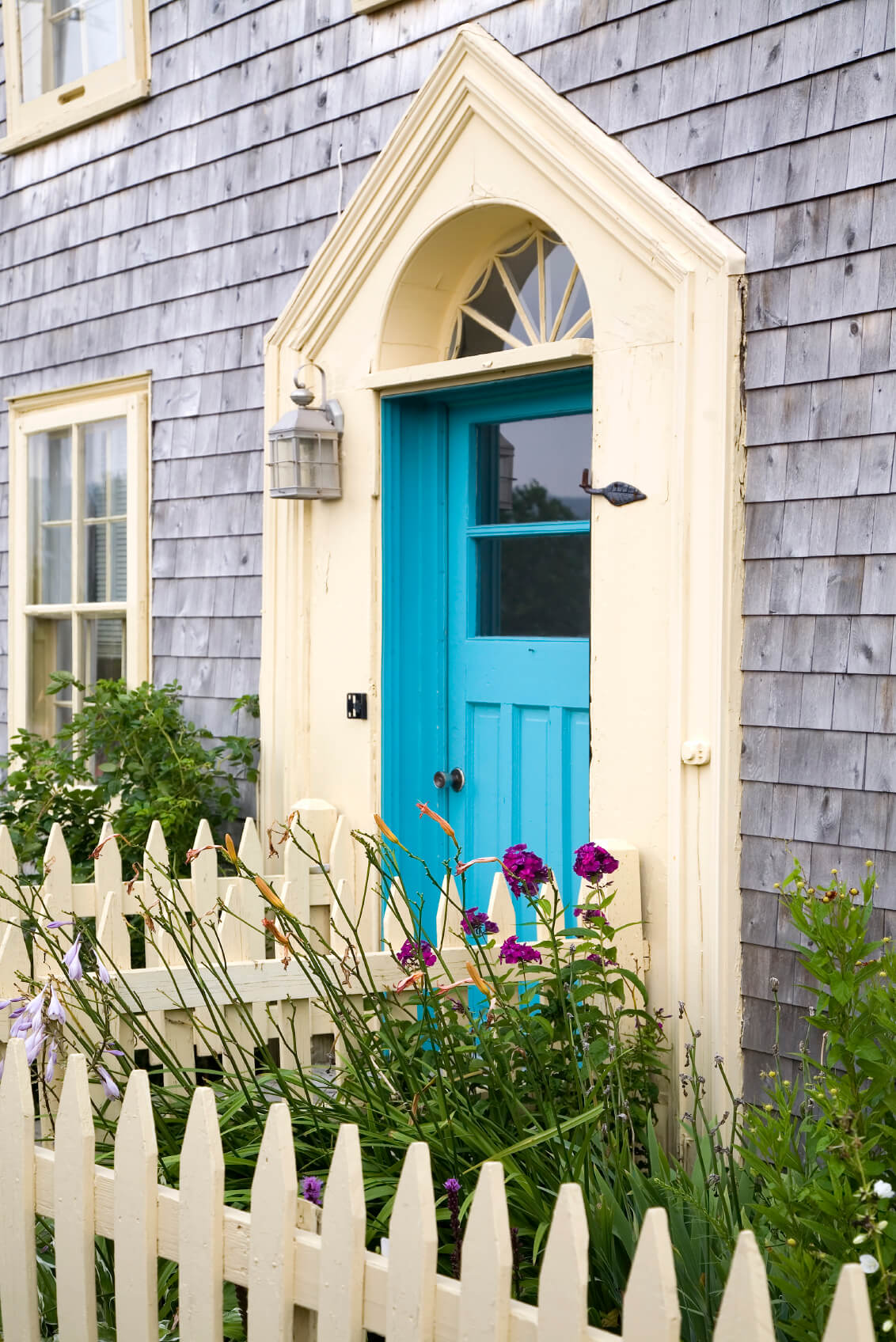 21 Cool Blue Front Doors for Residential Homes