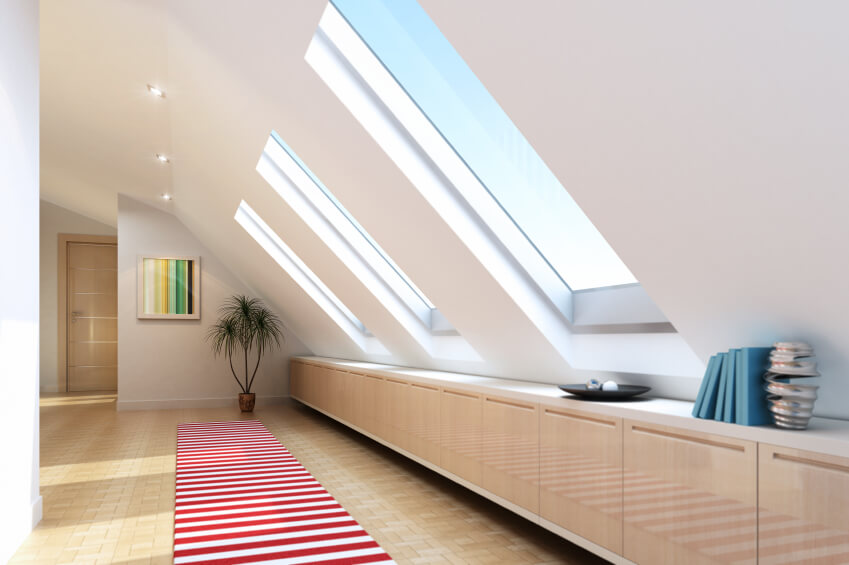 white room attic ideas - 18 Attic Rooms Designs and Space Ideas