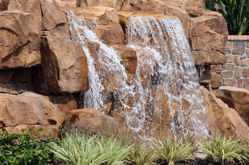 Home Waterfall Indoor Waterfalls Homemade Fountain