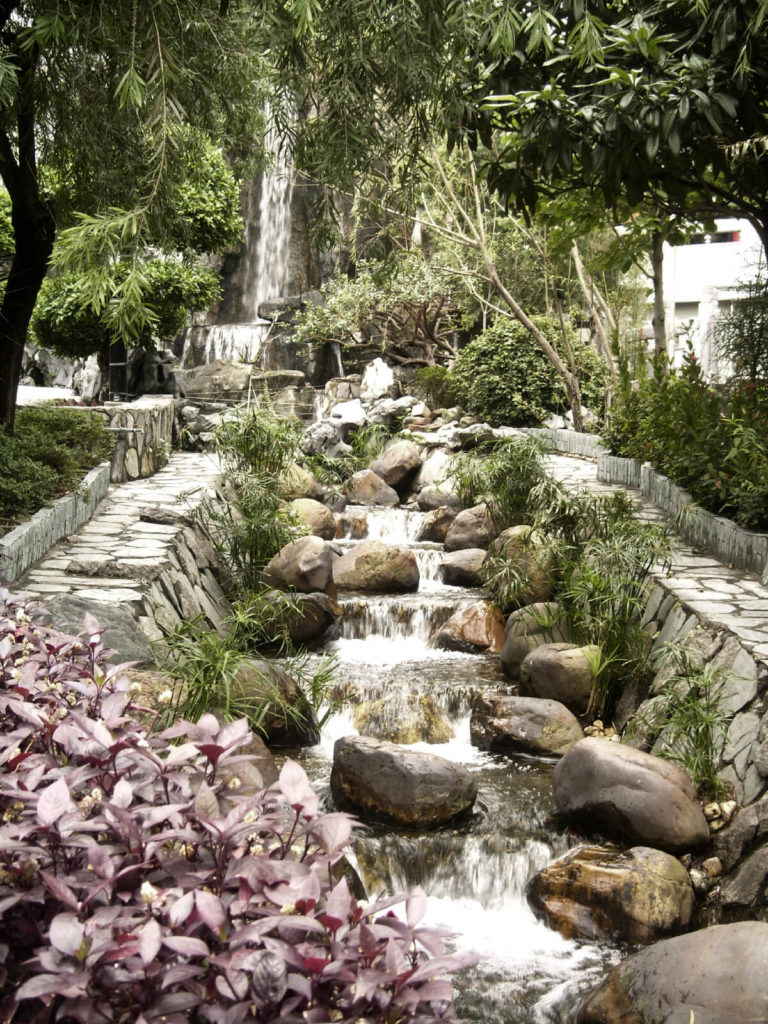 50 Pictures of Backyard Garden Waterfalls (Ideas & Designs) on Waterfall Ideas For Garden id=21269