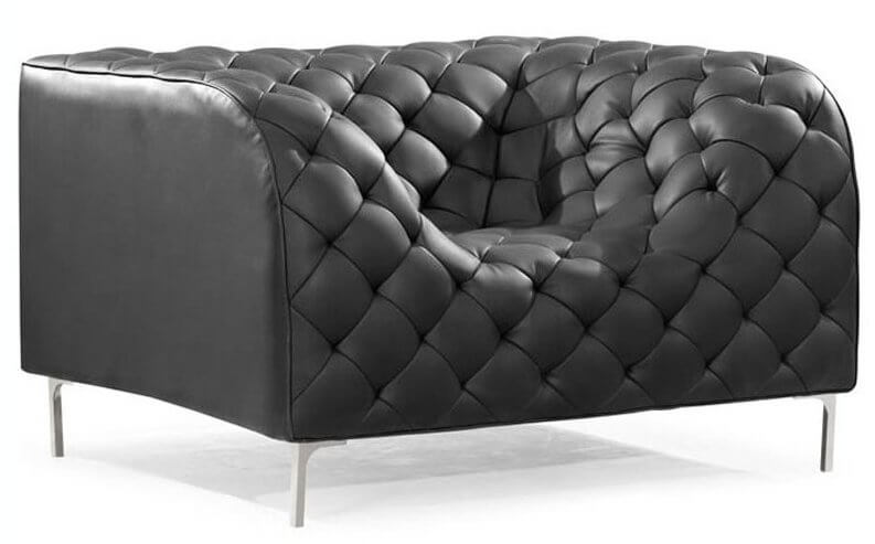 This Unique Ultra Modern Chair Features The Same Curved Design As Our Top Featured Sofa