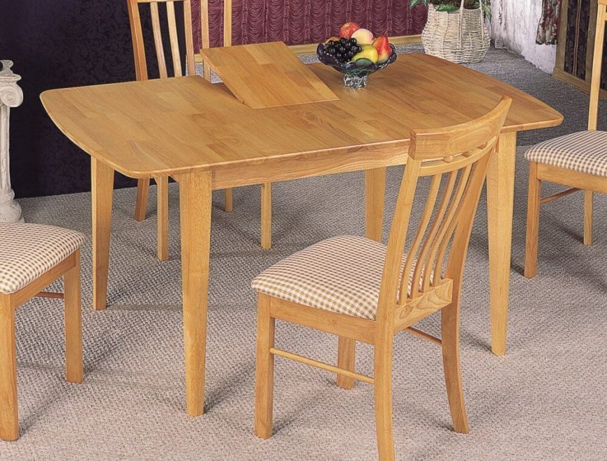 20 Wood Rectangle Dining Tables That Seats 6 Under 500
