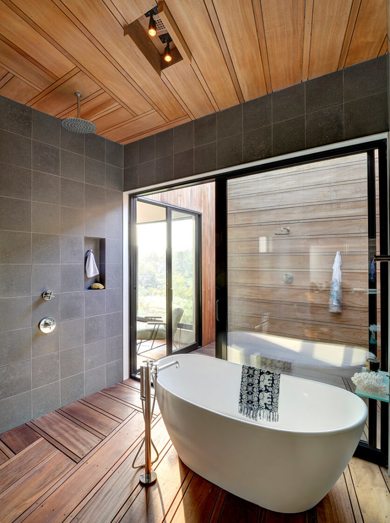 Master Bath indoor outdoor 764x1024 Reclaimed Wood Coffee Table Reclaimed Wood Mirror Oval Home Design Ideas Reclaimed Wood Mirror Bathroom