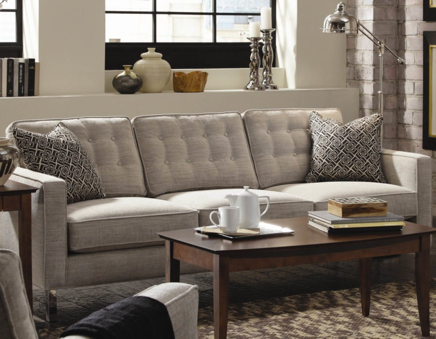 Rowe Furniture Abbott Sofa N120 000 20 Super Comfortable Living Room Options