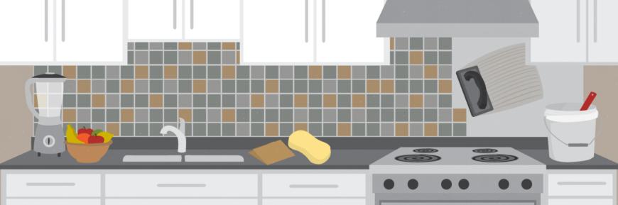 How To Tile A Kitchen Backsplash An Illustrated DIY Guide