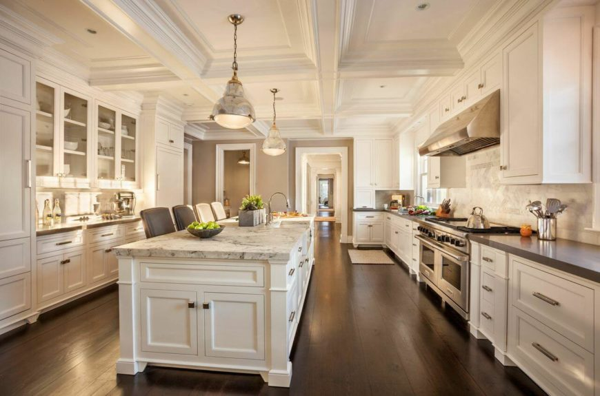 Stately New Canaan East Coast Remodel By Garrison