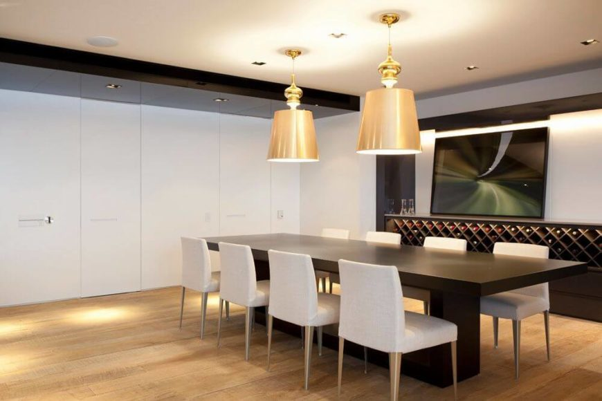 Modern Open Concept AZ Home by Basiches