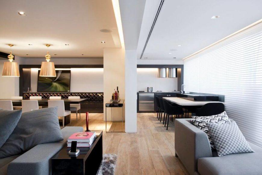Modern Open-Concept AZ Home by Basiches
