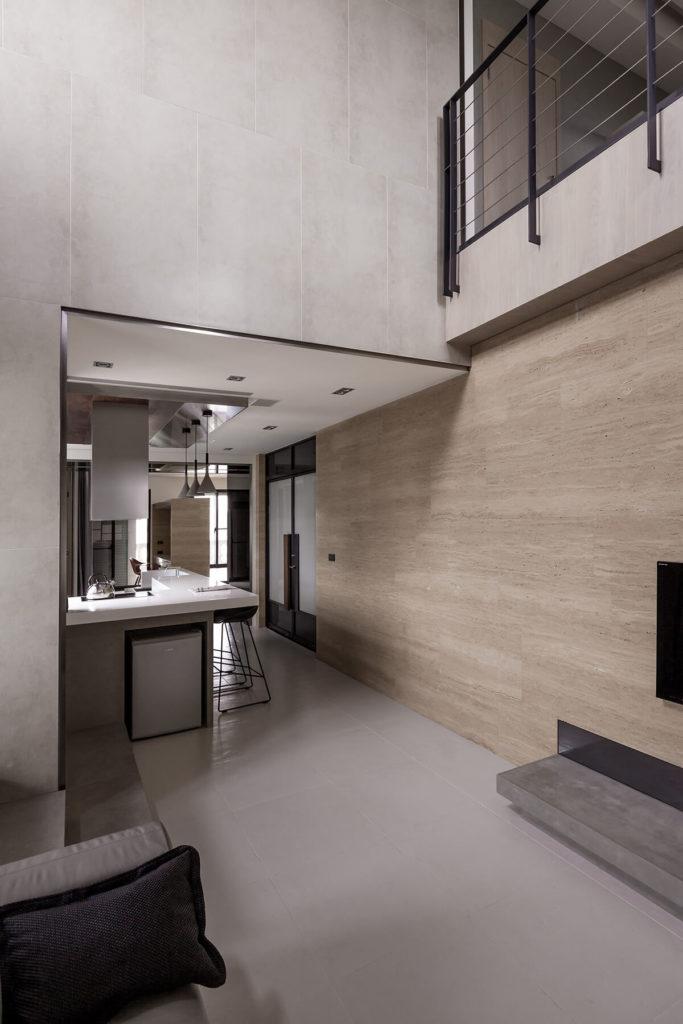 Elegant lo residence by lcga design team for Elegant residences kitchens