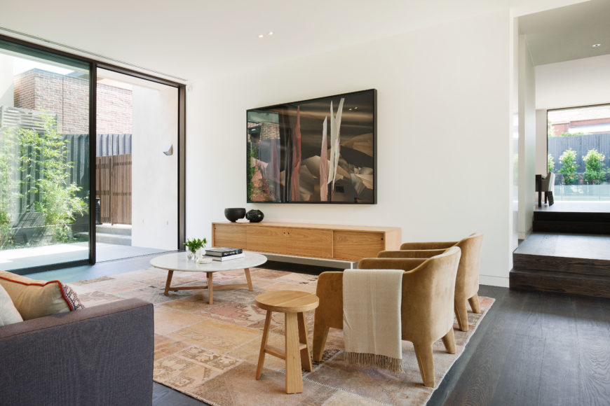 Sprawling Mid Century Modern Lubelso Malvern Home By Canny