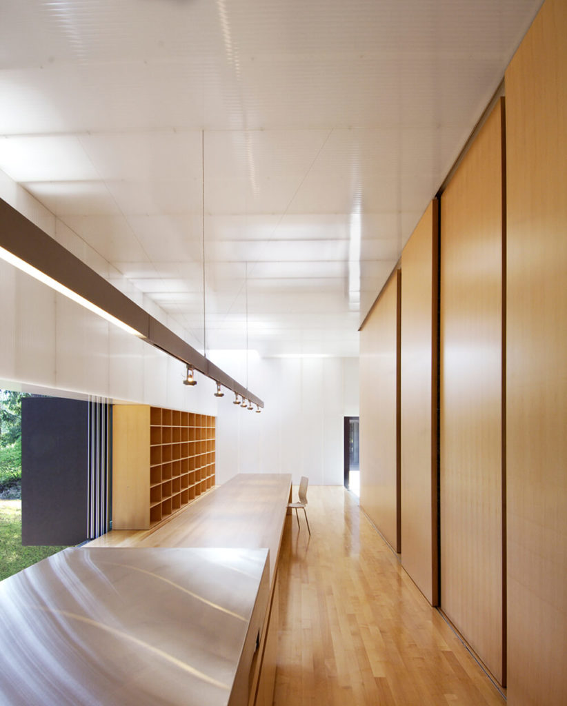 Stealthily Stunning Linear House By Patkau Architects