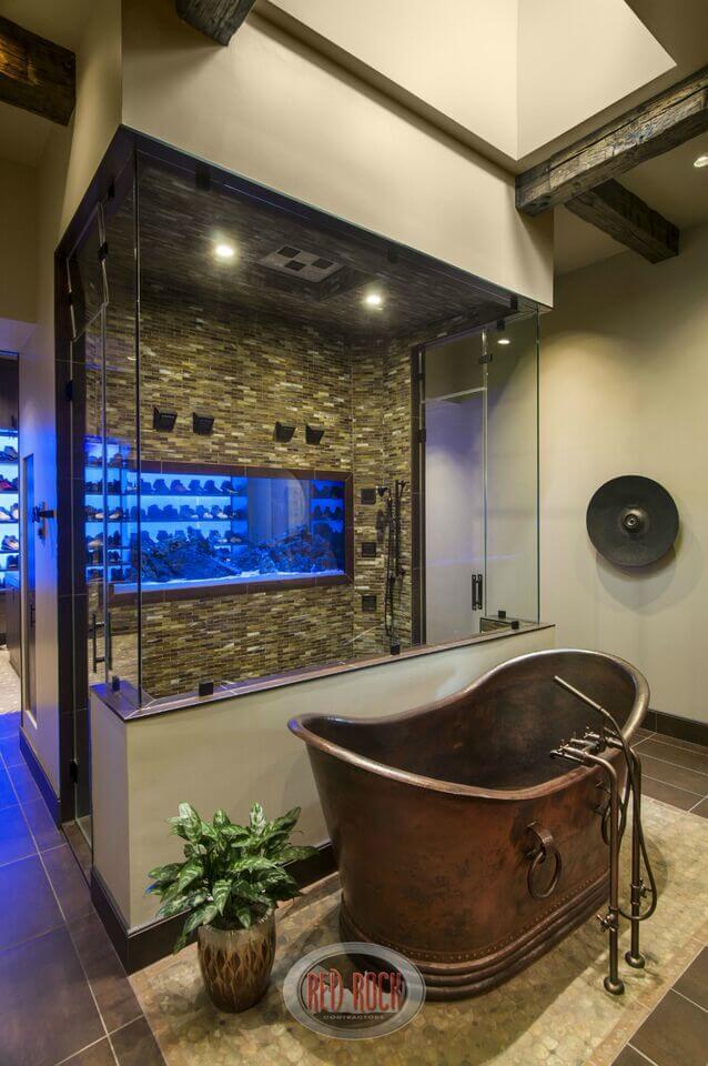 Stratosphere Bathrooms