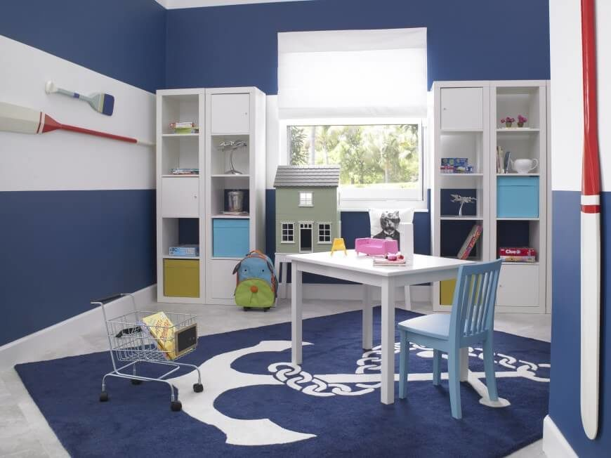27 Whimsical Children's Rooms By Top Designers Worldwide