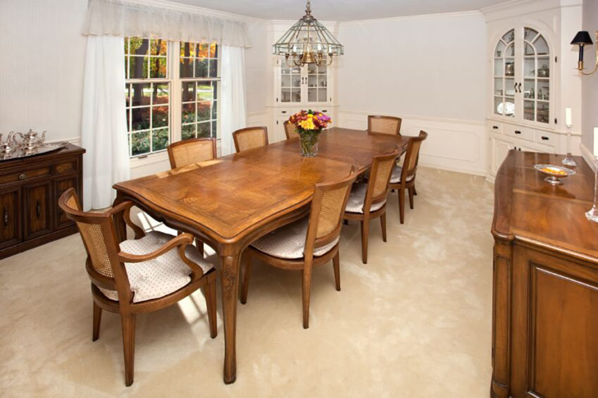15 Marvelous Contemporary Dining Rooms (PICTURES